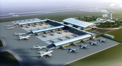 Luanda New International Airport Project